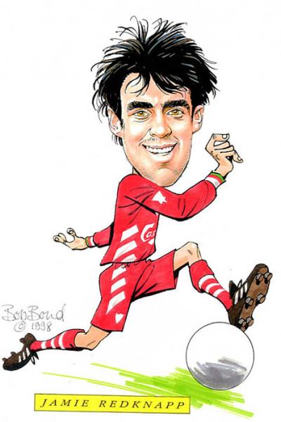 Footballers Happen - Football Caricatures