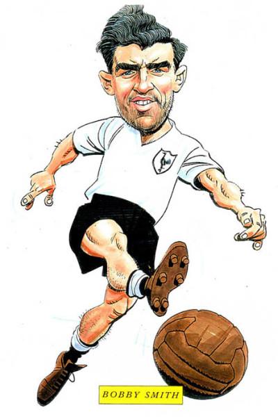 Football Footballers - Happen Caricatures